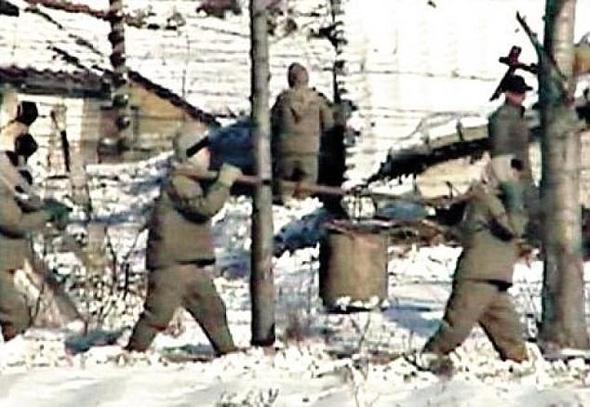 Kim Jong'un korkunç ölüm kampı ortaya çıktı!