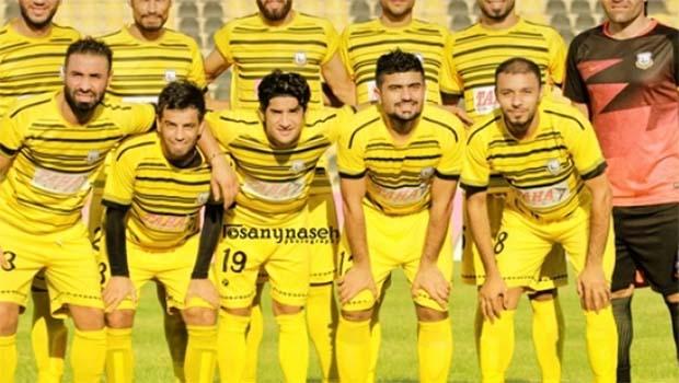 Di lîstika futbolê de, Ereban dijûn ji bo Pêşmerge û Kurdistanê dan