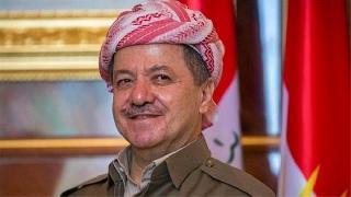Serok Barzanî: Paşaroje Kurdistanê gelek geş ê