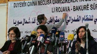 'Rojava' hate avêtin lê gengeşe hîn berdewam e