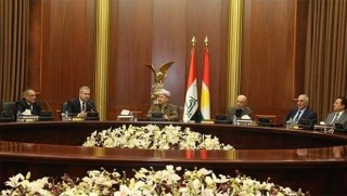 Serok Barzanî: Cîhan bo têkbirina terorê pêwîstiya xwe bi gelê Kurdistanê heye