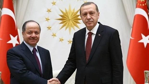 Barzanî û Erdogan wê roja yekşemê hevdîtinê bikin