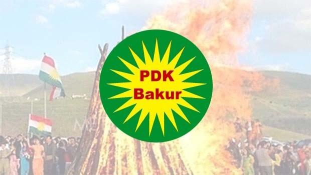 PDK-Bakur: Miletê me yê qehraman! Cejna Newroz pîroz be!