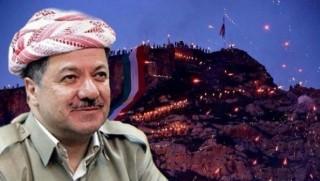 Serok Barzani: Divê gelê Kurdistanê bigihê serweriya xwe