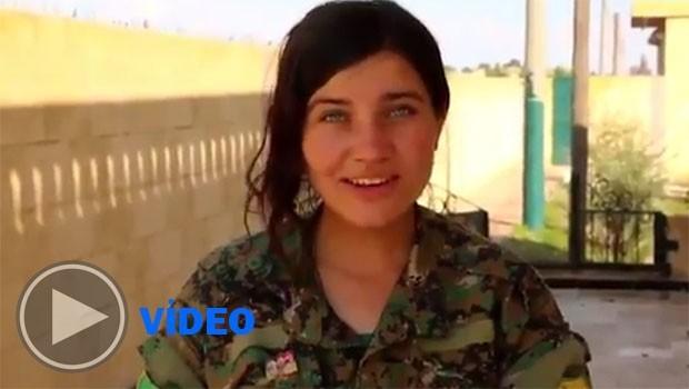 CENTCOMê peyamên Newrozê yên YPGyîyan weşand