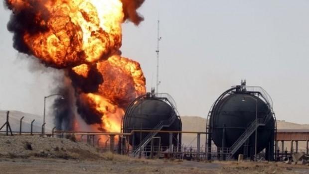 Li Kerkûkê dîsa xeta petrolê hate teqandin
