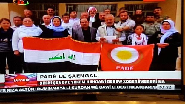 PKK partiyekî bi navê Êzdiyan çekdar dike