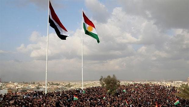 Eniya Tirkmanî ji ber Ala Kurdistanê doz vekir