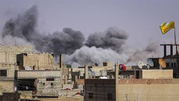 Rewşa dawî ya şerrê Reqqa