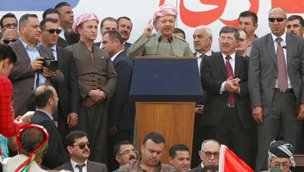 Barzanî: Peyama min bila Aşkere bigihije Tirkiyê