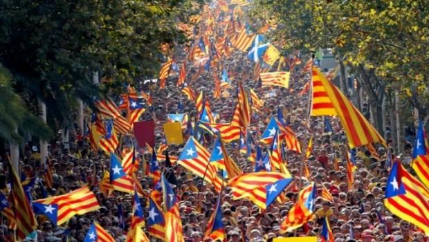 Catalonia îro serxwebûna xwe radigehîne