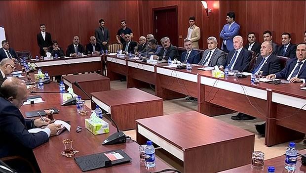 Aliyên siyasî rewşa Herêma Kurdistanê guftûgo dikin