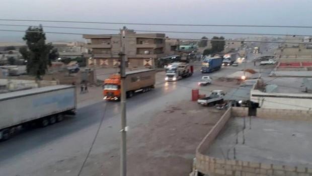 Ji Erebîstana Siudî bo YPG'ê alîkarî