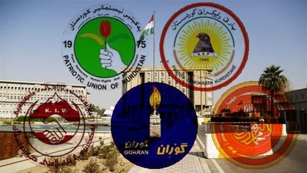 Parlementoya Kurdistanê sibe dicive!
