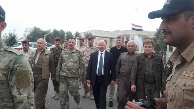Agirbest di navbera hêzên Pêşmerge û hêzên Iraq de hat ragihandin