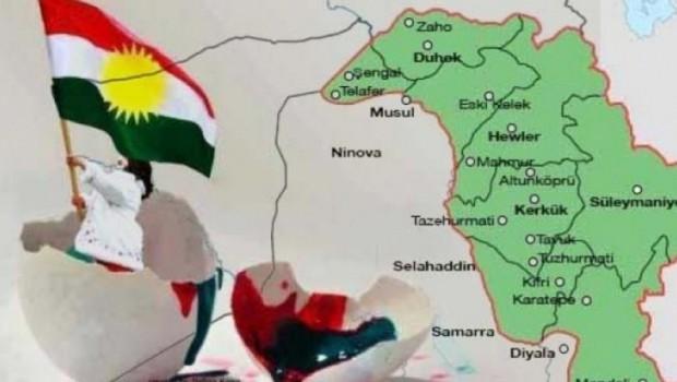 Nivîskarekî Iraqî: Êrişên Bexdayê serxwebûna Kurdistanê nêzîktir kir!