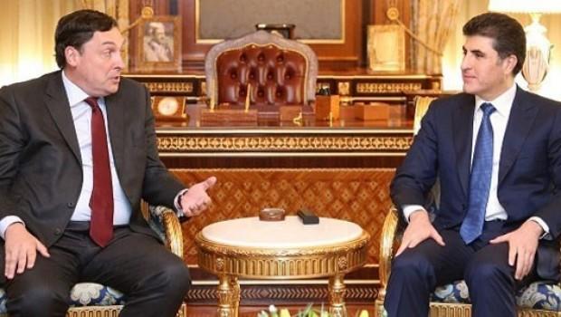 Balyozê Brîtanî: Brîtanya piştgiriya Kurdistanê dike