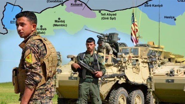 Karesata li başûrê Kurdistanê û gefa li ser Çîyayê Kurmênc (Efrîn)