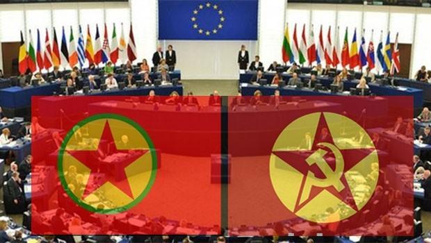Li Parlementoya Ewropî de bo PKK û DHKP-C'ê re qedexe