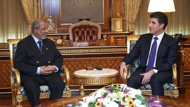 Şanda Srî Lanka serlêdana Herêma Kurdistan kir