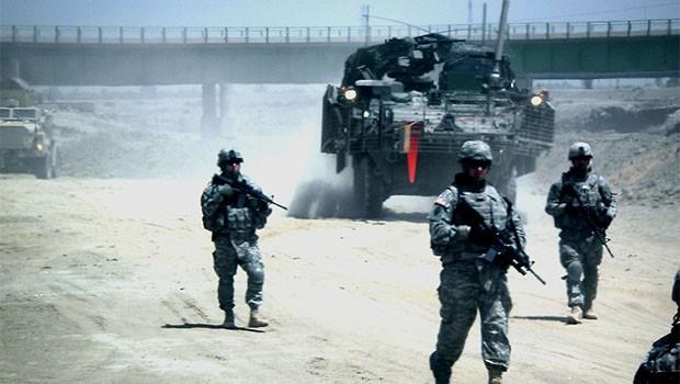 Koalîsyon: Wê hêzên Amerîkî tevekî Iraqê werin belavkirin