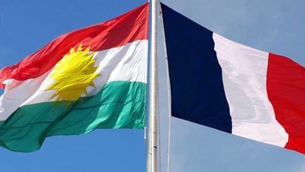 Nûnerê Kurdistan: Fransa piştgiriyê dide îradeyê Kurdistanê