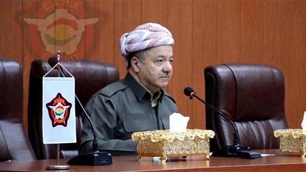 Barzanî: Hûn rûmeta Kurdistanê ne