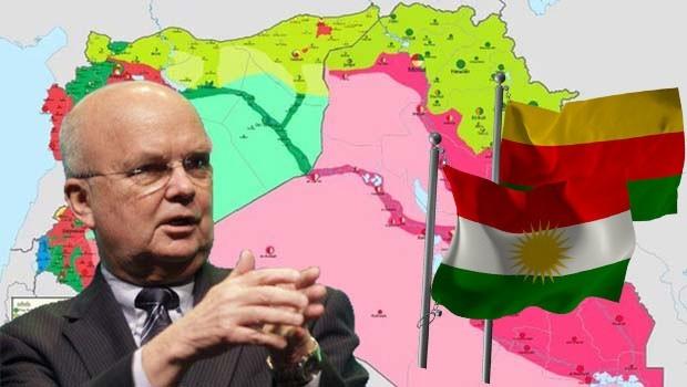 CIA: Divê em Kurdistana xweser a Sûriyeyê bi Tirkiyeyê bidin fêhmkirin