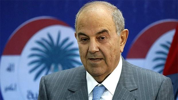 Iyad Elawî, careke din hişyarî da Ebadî