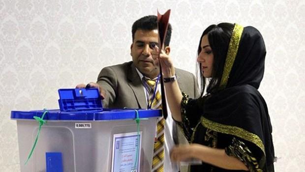 Kurd bi 22 partiyên siyasî beşdarê hilbijartinên giştî yên Iraqê dibin
