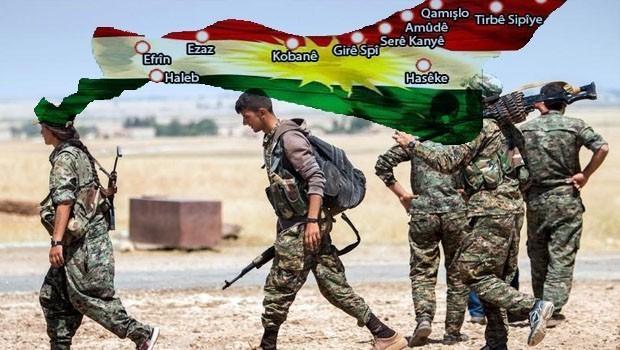 Ji Amerîkayê daxuyaniya YPG
