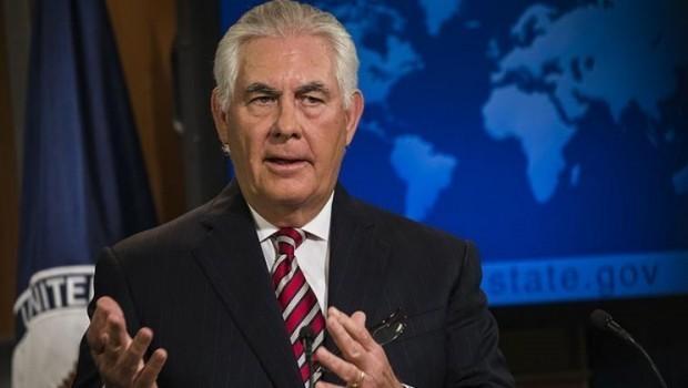 Tillerson: Heta tunekirina DAIŞê em ji Sûriyê dernakevin