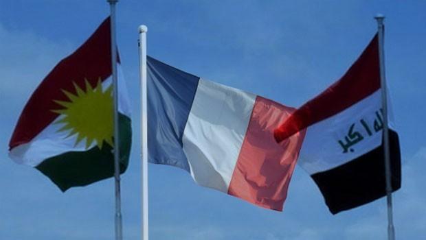 Wezîrê derve yê Fransayê serdana Hewlêr û Bexdayê dike