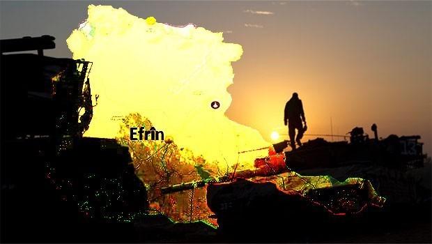 Êrişa li ser Efrînê û fêla Tirkîyê
