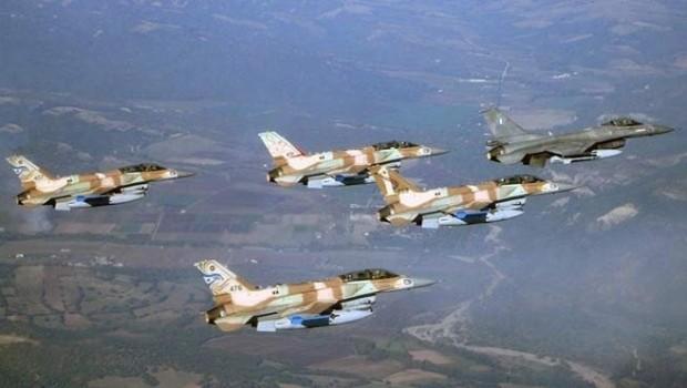 Îsraîl Şamê bordûman dike