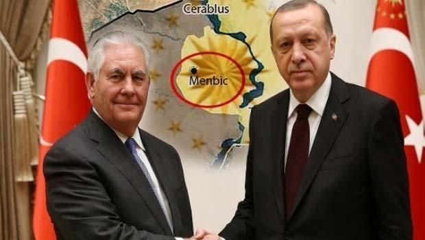 Tirkiyê ji bo Minbicê pêşniyarek daye Amerîkayê