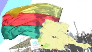 Tev-Dem: Em ji Efrînê vekişin jî Tirkiye dev ji plana xwe bernade