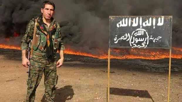 YPG sözcüsü Polat Can: Gerekirse Stalingrad direnişini Kobani'de tekrarlayacağız