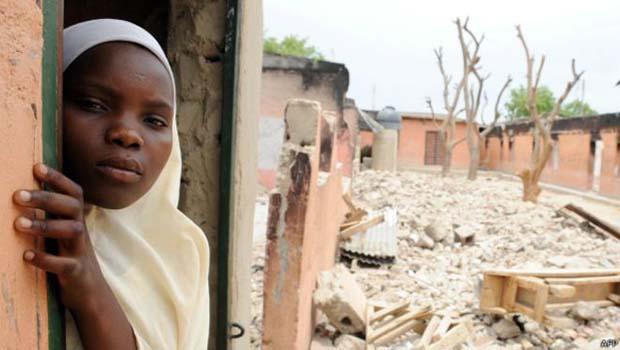 Nijerya'da 7 yaşındaki kız çocuğu bombalı eylem yaptı