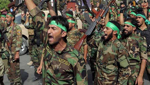 Image result for iran şii milisler