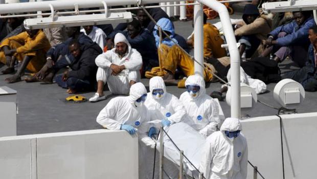 BM:  Akdeniz'deki göçmen faciasında 800 ölü