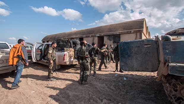YPG Serê Kanîyê'de iki tepeyi ele geçirdi