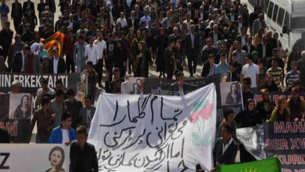 Kürtler sınırda İran'ı uyardı