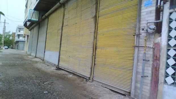 Mahabad halkına destek için genel grev çağrısı