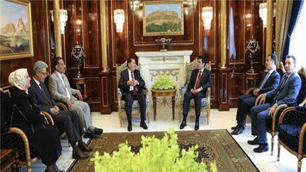 Başbakan Barzani:  Hiçbir kesim tek başına Kerkük'ü yönetemez