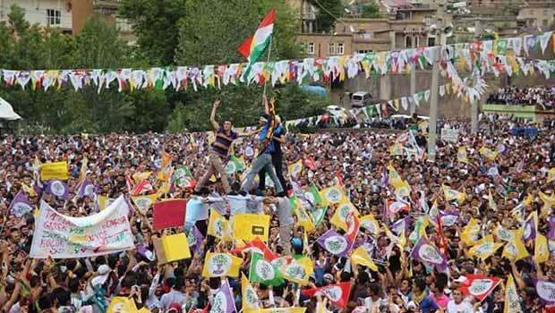 HDP bi serket Daîş Wenda kir