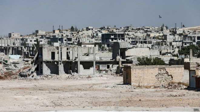 IŞİD teröristleri Kobanê'ye nereden girdi?