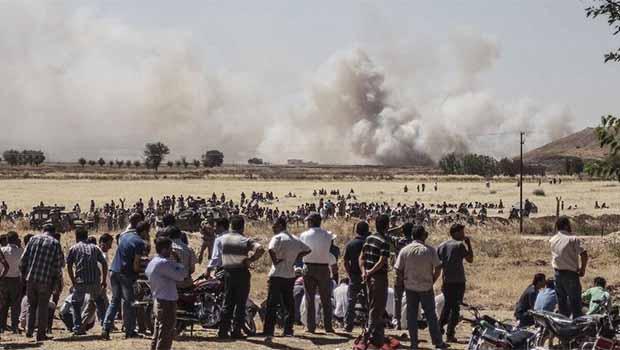 Kobanê'de 2. en büyük katliam: 146 şehit