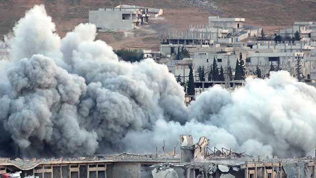 Kobanê Yönetiminden Uyarı: Saklanmış Olabilirler