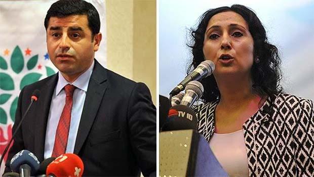 HDP: 'Suruç'un faili IŞİD, onun ortağı Ankara'daki yöneticiler'